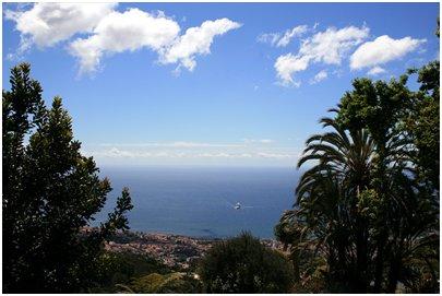 Monten kylä Madeiralla